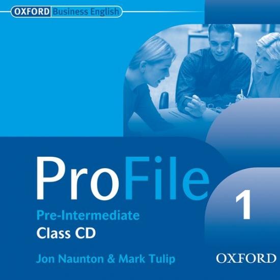 PROFILE 1 CLASS CD