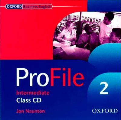 PROFILE 2 CLASS AUDIO CD