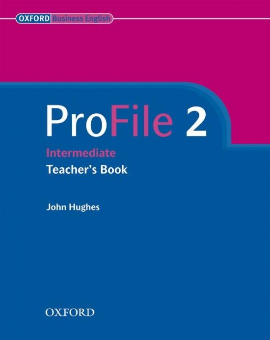 PROFILE 2 TEACHER´S BOOK : 9780194575881