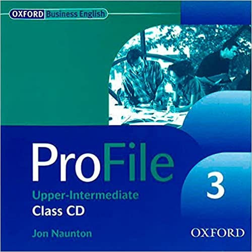 PROFILE 3 CLASS CD