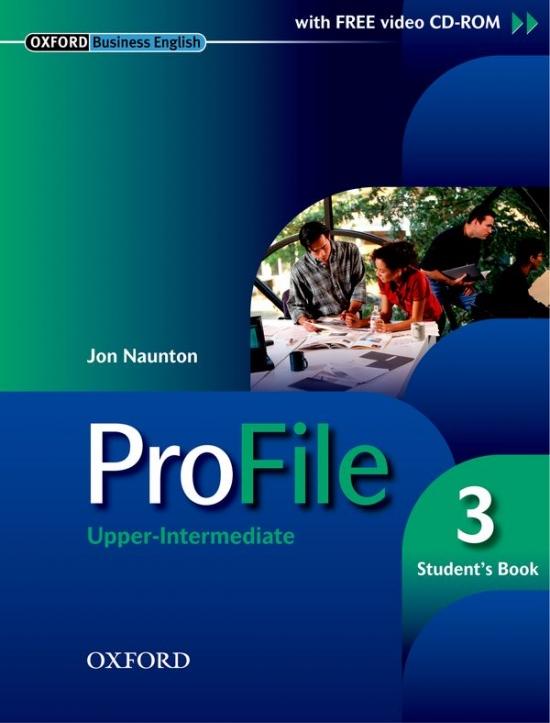 PROFILE 3 STUDENT´S BOOK + CD-ROM