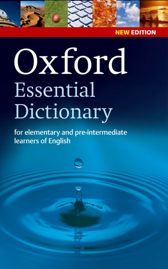 Oxford Essential Dictionary (2nd Edition) : 9780194333993