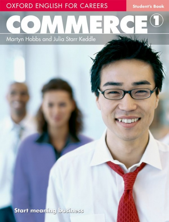 OXFORD ENGLISH FOR CAREERS COMMERCE 1 STUDENT´S BOOK