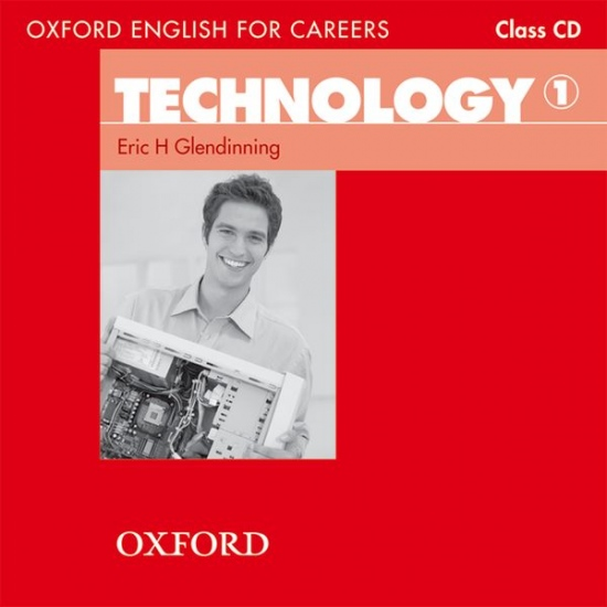 OXFORD ENGLISH FOR CAREERS TECHNOLOGY 1 CLASS CD