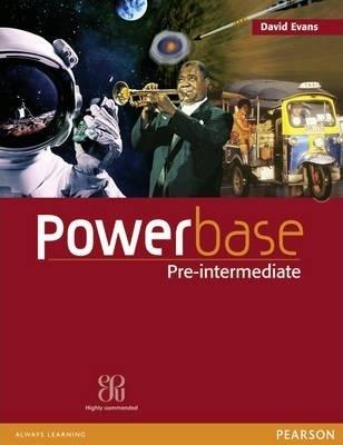 Powerbase Pre-Intermediate Coursebook : 9780582487857