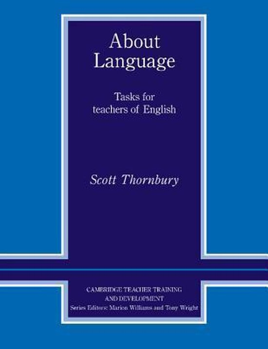 About Language Paperback