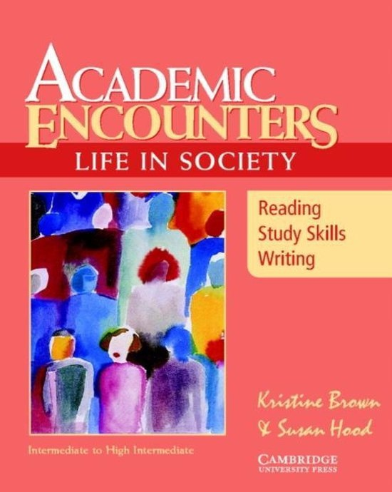 Academic Encounters: Life in Society Student´s Book : 9780521666169