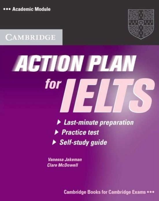 Action Plan for IELTS Academic Module Self-Study Student´s Book