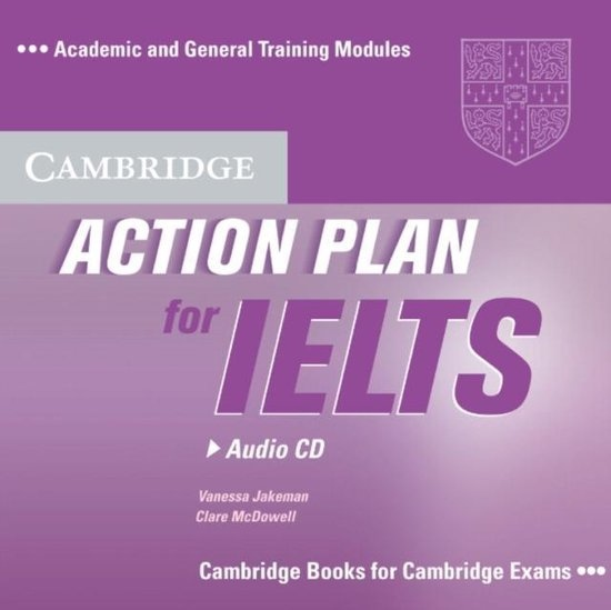 Action Plan for IELTS Audio CD