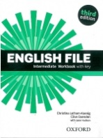 English File Intermediate (3rd Edition) Workbook with Answer key