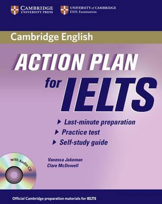 Action Plan for IELTS General Training Module Self-Study Pack : 9780521615280