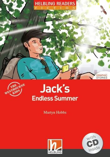 HELBLING READERS Red Series Level 1 JACK´S ENDLESS SUMMER + AUDIO CD PACK : 9783852725727