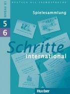 Schritte international 5+6 Spielesammlung zu Band 5 und 6