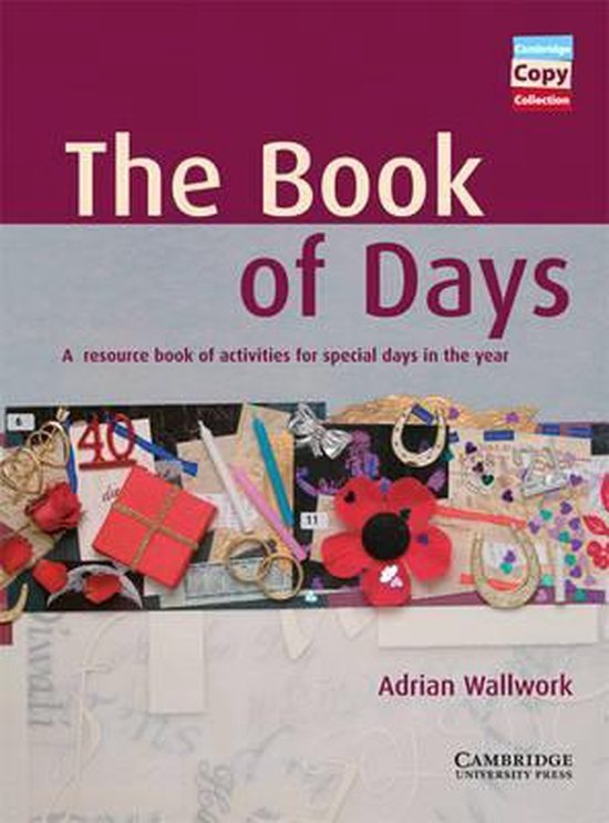 The Book of Days Book : 9780521626125