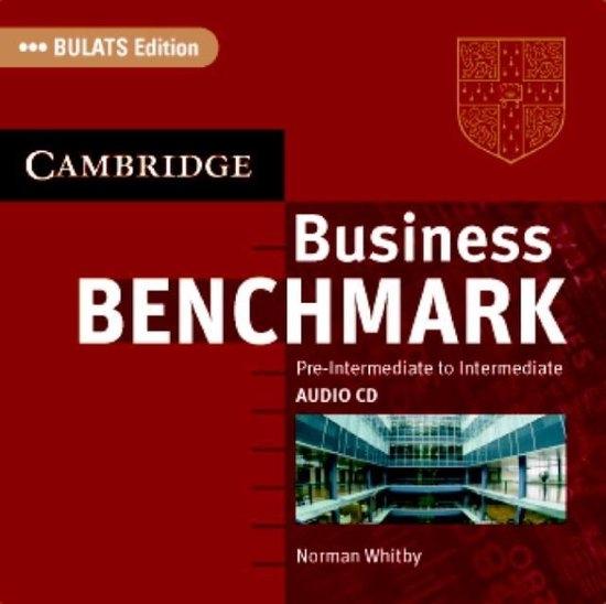 Business Benchmark Pre-Intermediate - Intermediate BULATS Edition Audio CDs (2) : 9780521676588