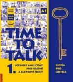 Time to talk 1 - kniha pro učitele