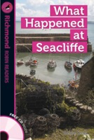 Richmond Robin Readers Level 4 WHAT HAPPENED AT SEACLIFFE + CD