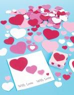 Samolepící pěnová srdce : 5051174005433