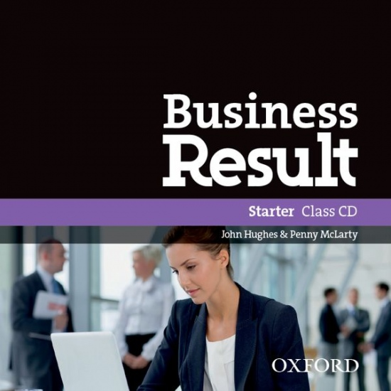 Business Result Starter Audio CD