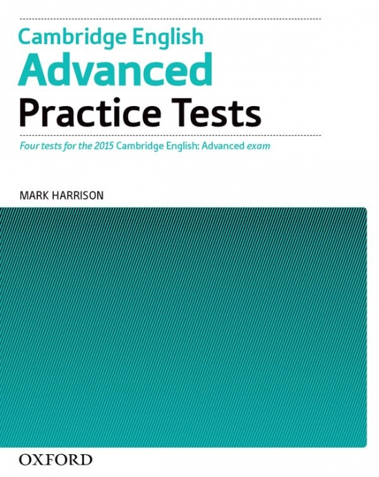 Cambridge English: Advanced Practice Tests without Answer Key : 9780194512671