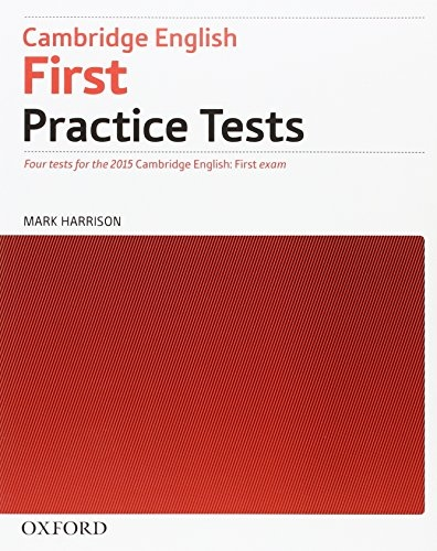 Cambridge English: First Practice Tests without Answer Key
