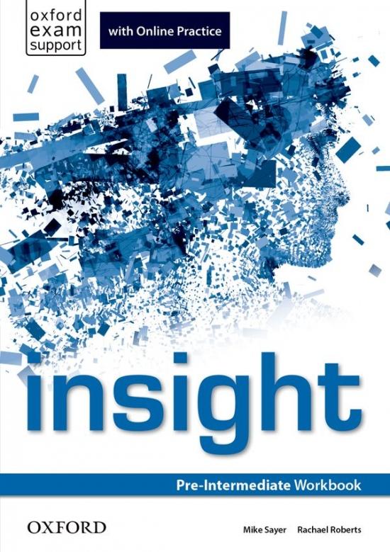 Insight Pre-Intermediate Workbook with Online Practice