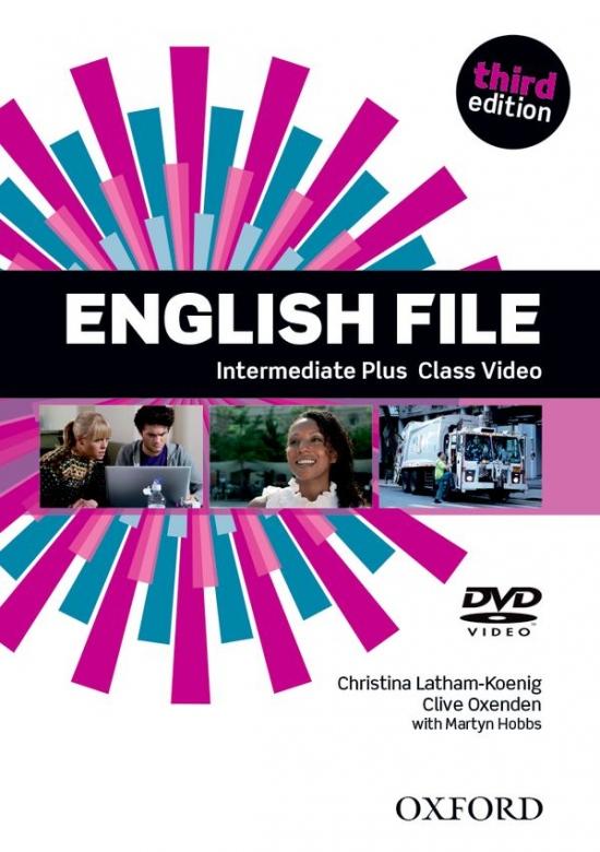 English File Intermediate Plus (3rd Edition) Class DVD