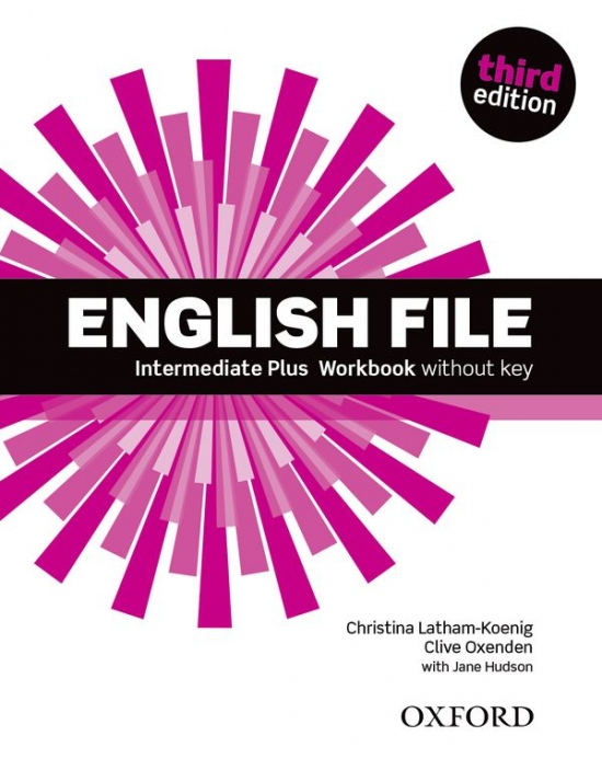 English File Intermediate Plus (3rd Edition) Workbook without Key