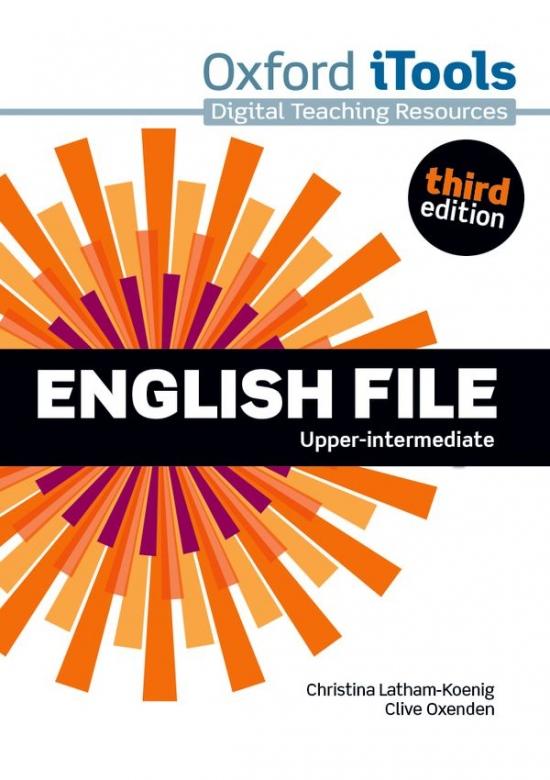 English File Upper-Intermediate (3rd Edition) iTools DVD-ROM
