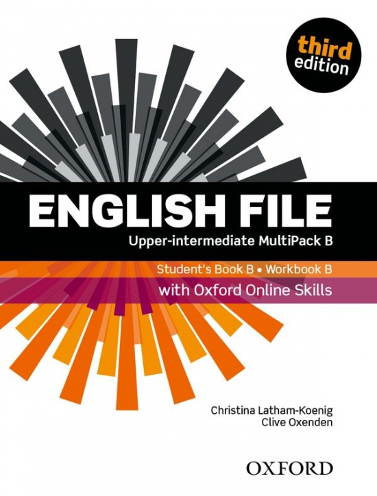 English File Upper-Intermediate (3rd Edition) Multipack B and Online Skills Practice