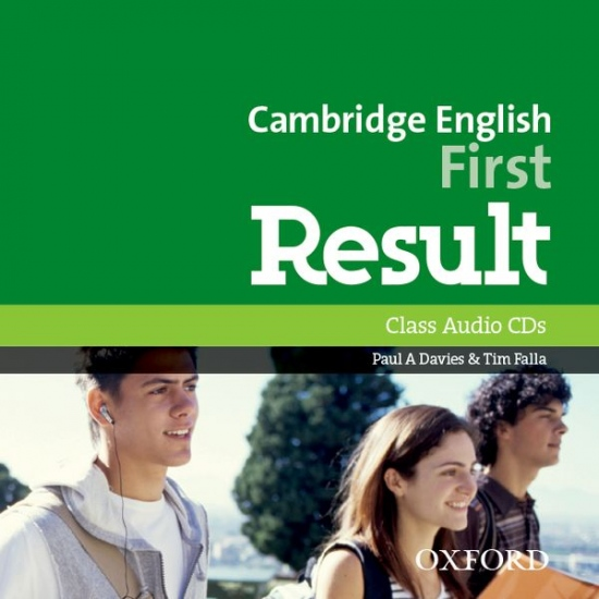 First Result Class CD/MP3