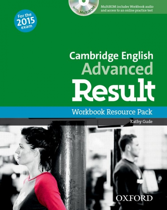 Advanced Result Workbook with Audio CD without Key