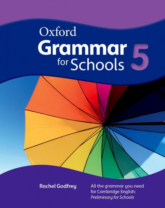 Oxford Grammar For Schools 5 Student´s Book and DVD-ROM Pack