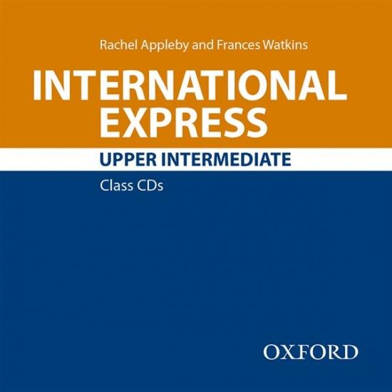 International Express Upper-Intermediate (3rd Edition) Class Audio CDs (2)