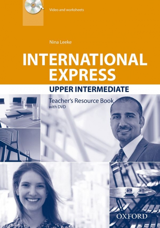International Express Upper-Intermediate (3rd Edition) Teacher´s Resource Book Pack