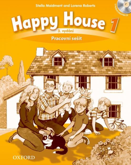 Happy House 3rd Edition 1 Activity Book CZE