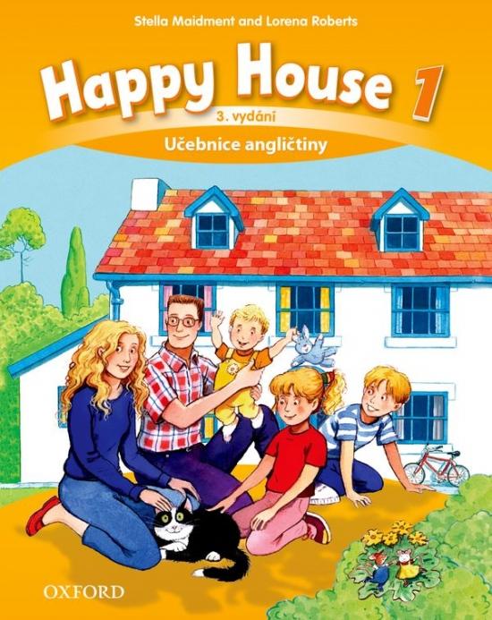 Happy House 3rd Edition 1 Class Book CZE
