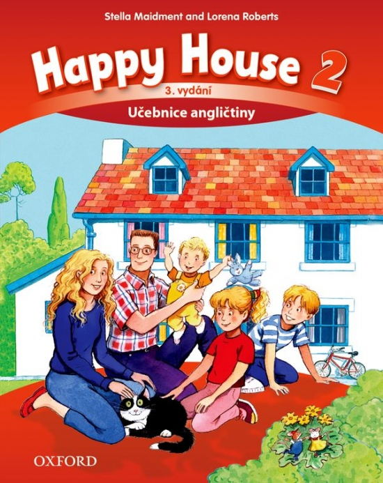 Happy House 3rd Edition 2 Class Book CZE