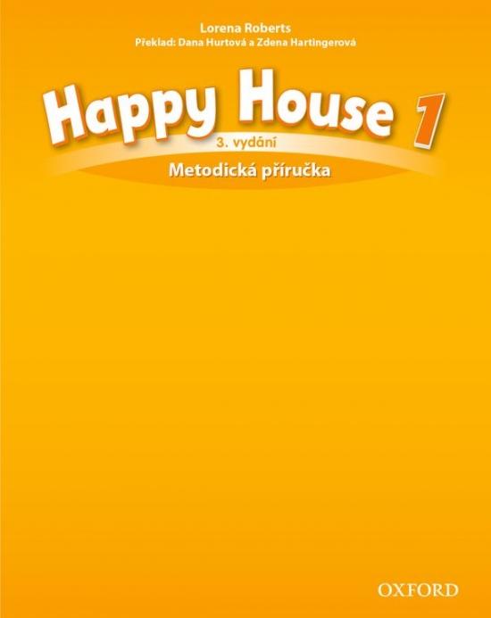 Happy House 3rd Edition 1 Teacher´s Book CZE