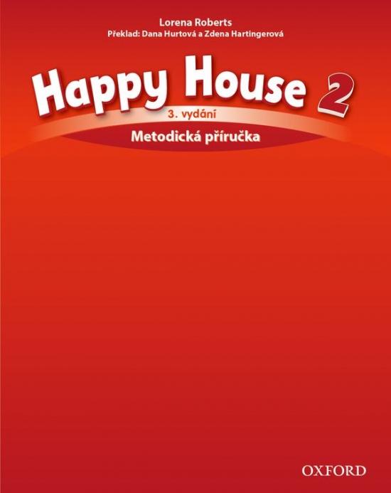 Happy House 3rd Edition 2 Teacher´s Book CZE