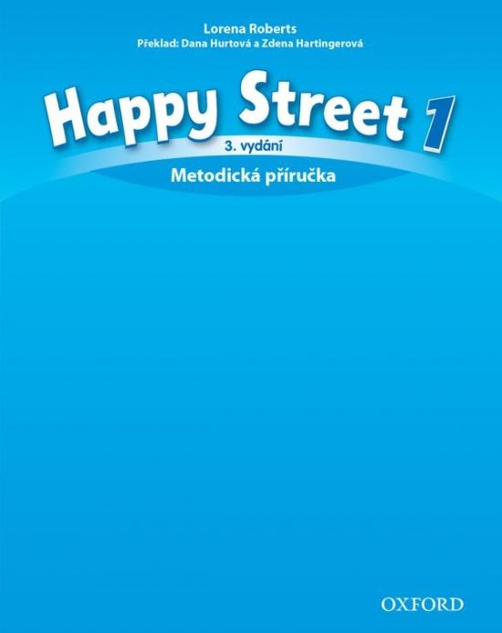 Happy Street 3rd Edition 1 Teacher´s Book CZE