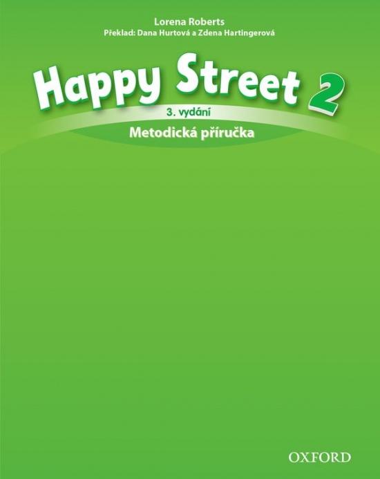 Happy Street 3rd Edition 2 Teacher´s Book CZE