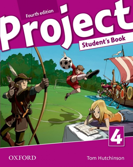 Project Fourth Edition 4 Student´s Book