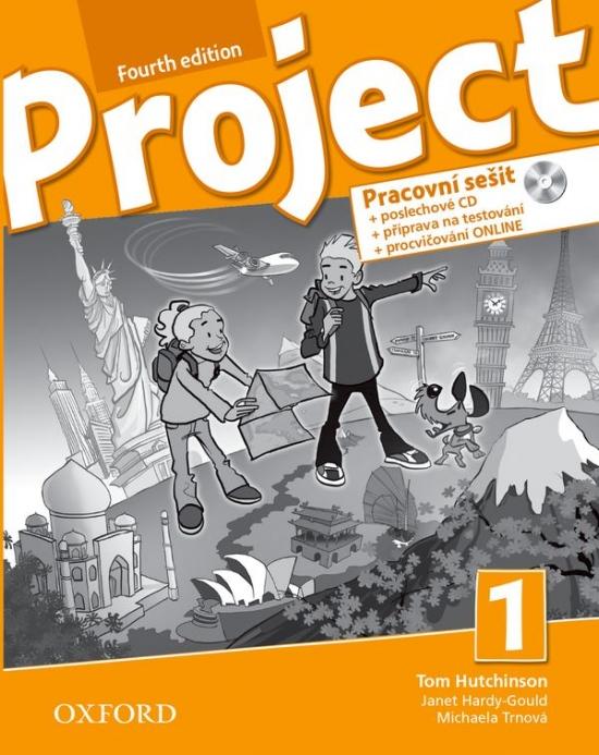 Project Fourth Edition 1 Pracovní sešit s Audio CD