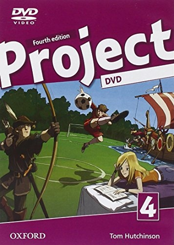 Project Fourth Edition 4 DVD