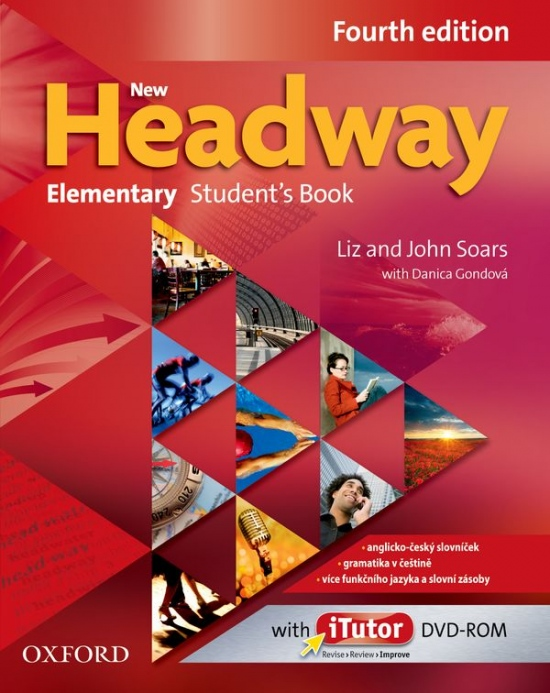 New Headway Elementary (4th edition) Student´s Book (Czech Edition)