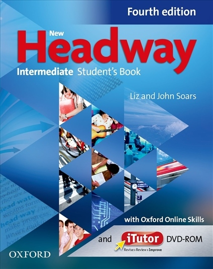 New Headway Intermediate (4th Edition) Student´s Book with Online Practice