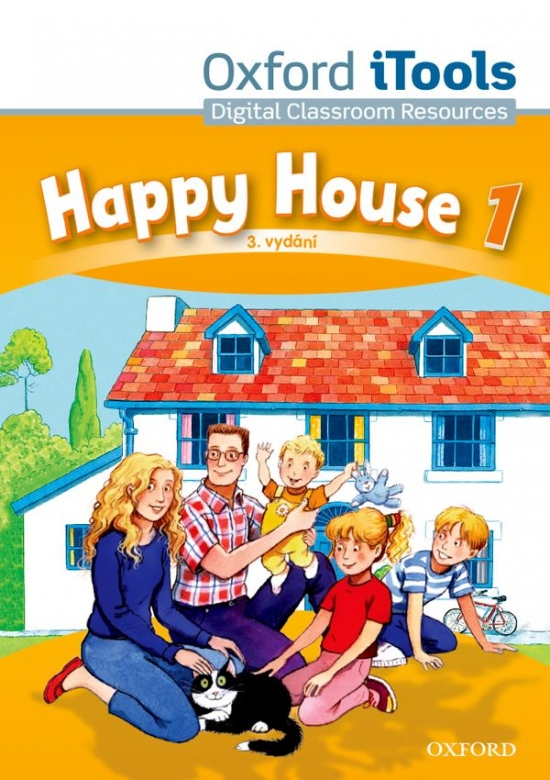 Happy House 3rd Edition 1: iTools DVD-ROM