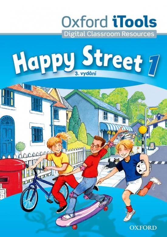 Happy Street 3rd Edition 1: iTools DVD-ROM