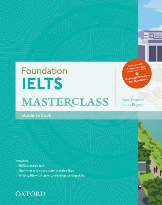 IELTS Masterclass Foundation Student´s Book with Online Skills Practice Pack